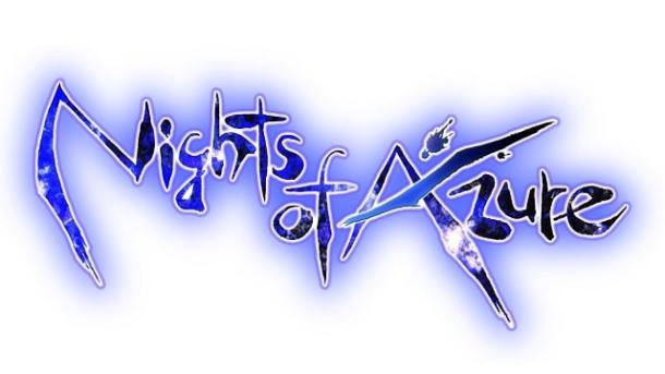 Nights of Azure_Logo
