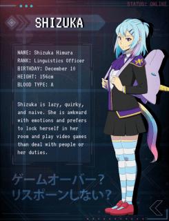 Quantum Suicide Shizuka