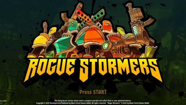 Rogue Stormers   Logo