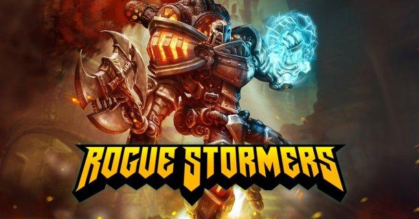 Rogue Stormers | Splash pic