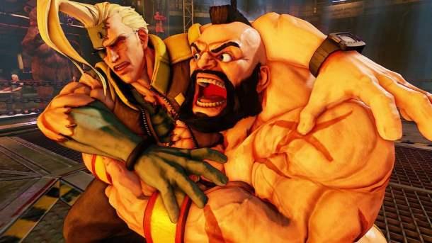 Street Fighter V NashGeif