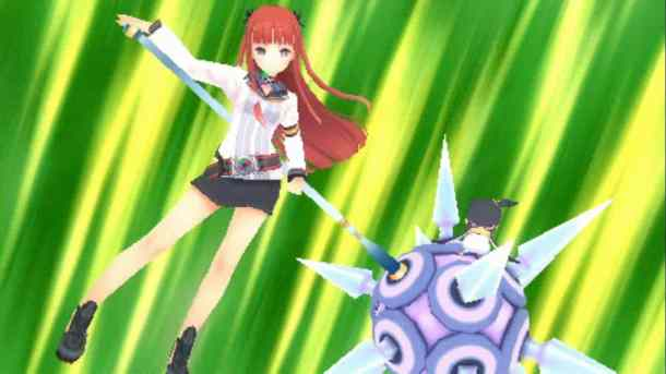 Summon Night 5 | Arca and Pariet
