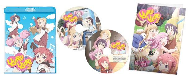 YURUYURI Season 2 | Standard Edition
