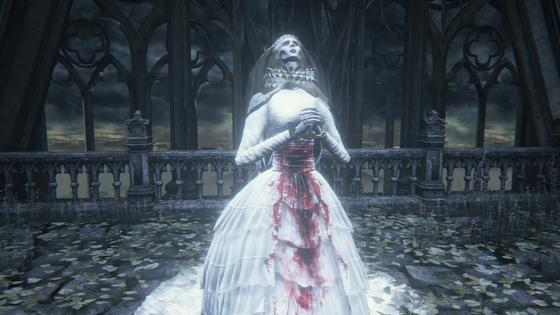 Villains of 2015 | Yharnam, Pthumerian Queen