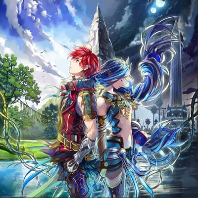 Ys VIII | Key Visual
