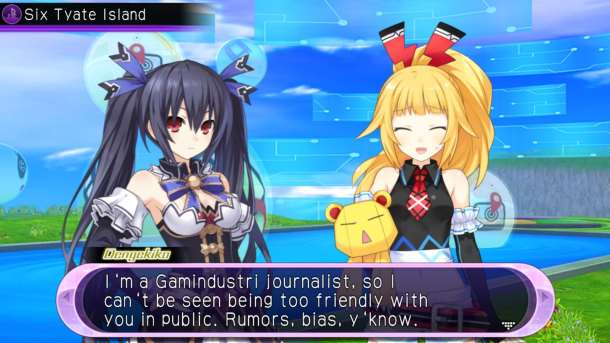 Hyperdimension Neptunia U | Game Journalism