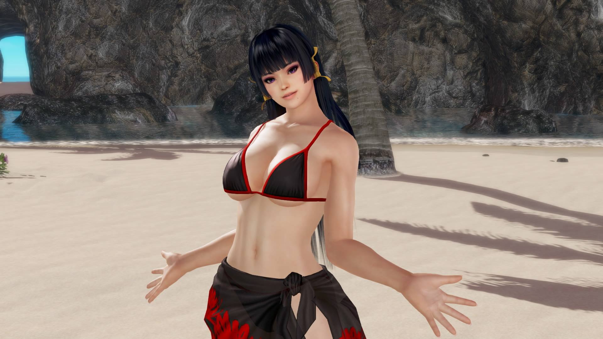 Dead or Alive Xtreme 3: Fortune | Beautiful Nyotengu