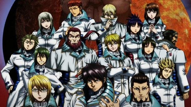 Terra Formars | featured