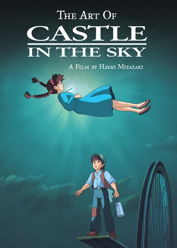 The Art of Castle in the Sky | Cover