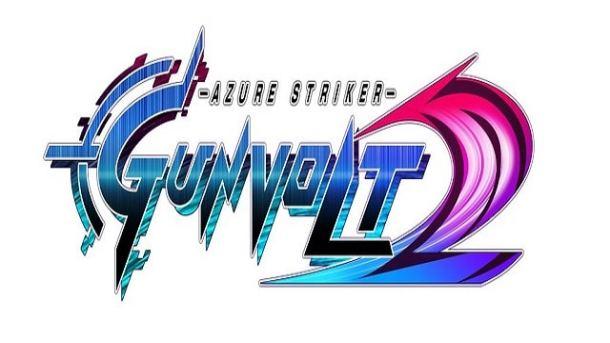 Azure Striker Gunvolt 2 | logo