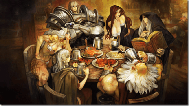 Dragon's Crown | Party