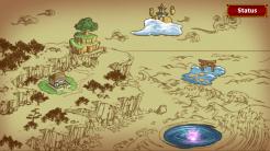 KanjiNoOwari - Map