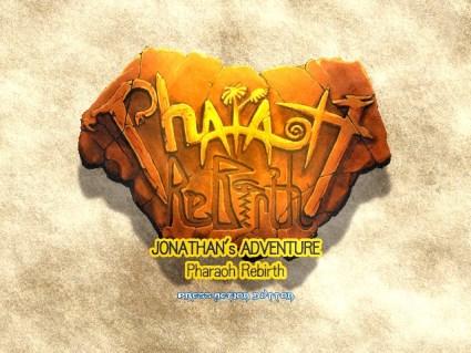 Pharoah Rebirth+   Title Image