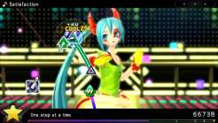 Project DIVA X Satisfaction