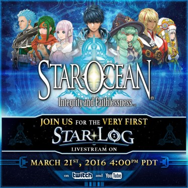 Star Ocean 5 English Live Stream