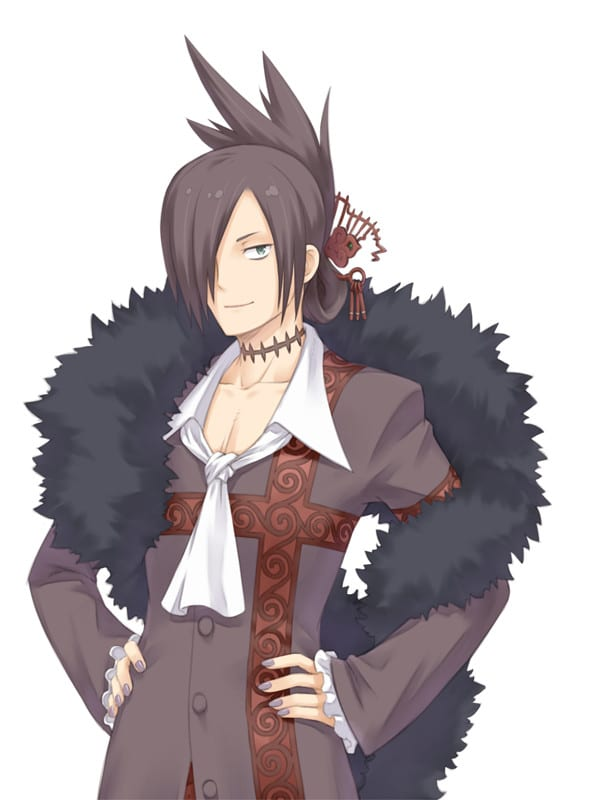 Summon Night 6 Scarrel
