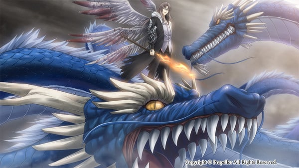 Tokyo Babel   Archangel and Dragons