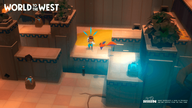 World to the West screens