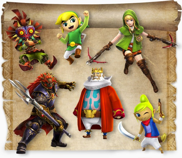 hyrule warriors legends header