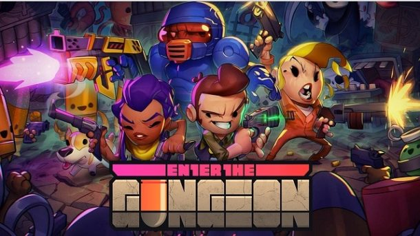 Nintendo Download | Enter the Gungeon