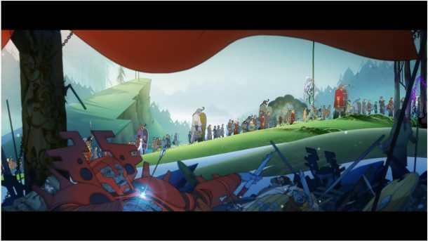 The Banner Saga 2 Story