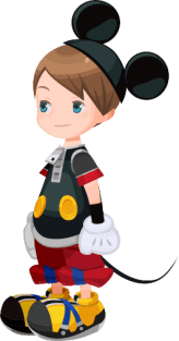 KINGDOM HEARTS Unchained χ | Avatar 1