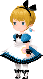 KINGDOM HEARTS Unchained χ | Alice Avatar