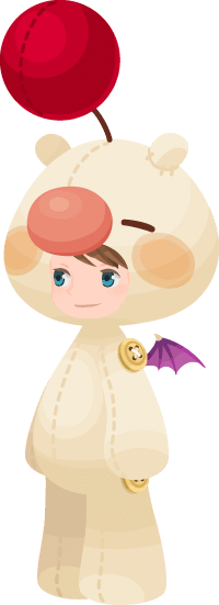 KINGDOM HEARTS Unchained χ | Moogle Avatar