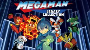 Mega Man Legacy collection | Logo