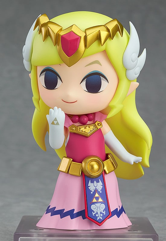 nendo zelda triforce