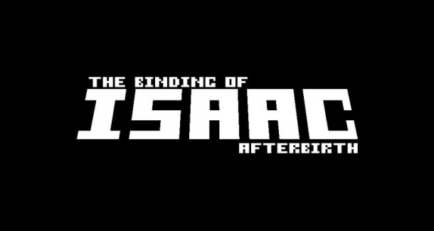 Binding of Isaac Afterbirth Logo big