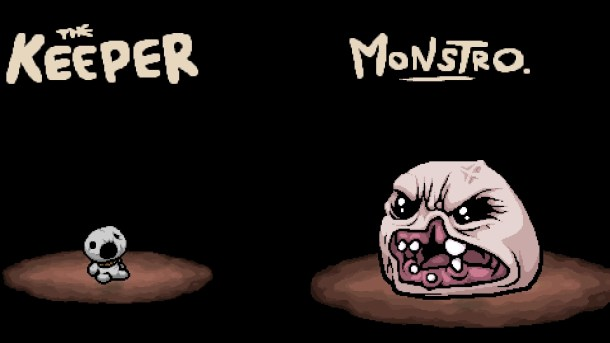 Binding of Isaac Afterbirth feature