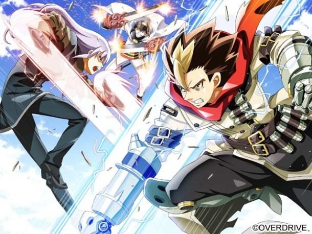 MangaGamer | Cho Dengenki Stryker