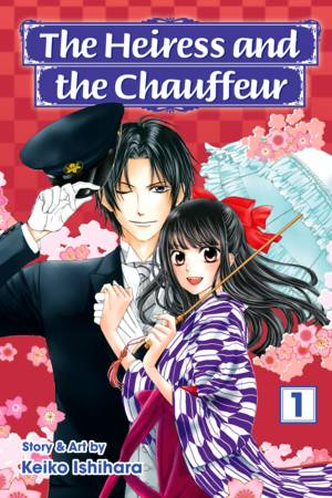 Heiress and the Chauffeur | Cover