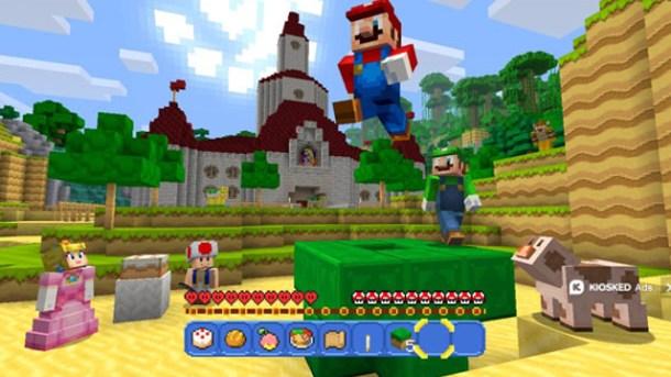 Nintendo Download | Minecraft Switch Edition