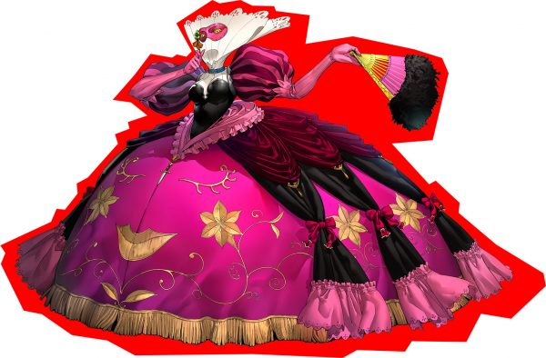 Persona 5 Milady