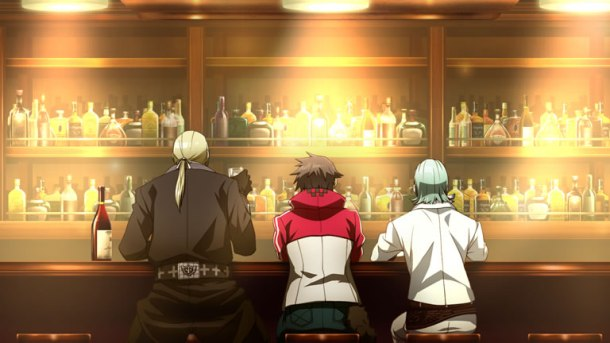 Ray Gigant | Bar