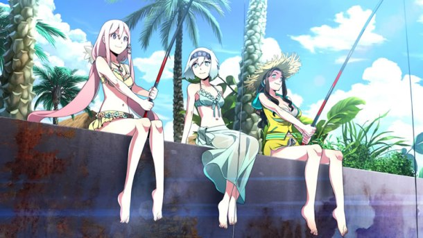 Ray Gigant |Three Girls