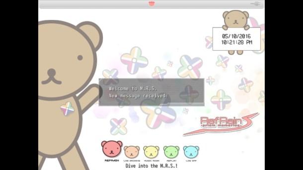 RefRain   Tee's Desktop