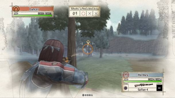 Valkyria Chronicles Remastered | Aim