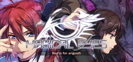 Magical Eyes - Red is for Anguish | Header