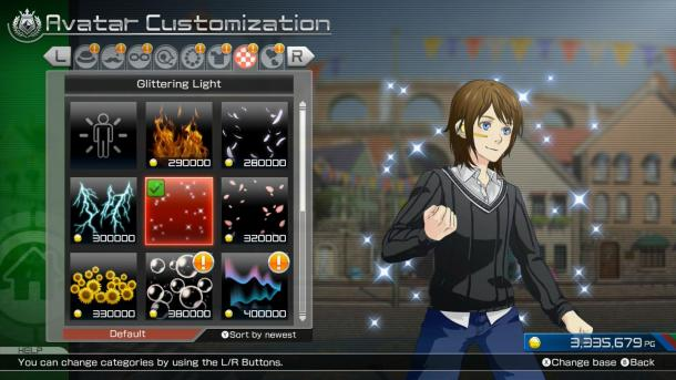 Pokkén Tournament - Trainer Customization