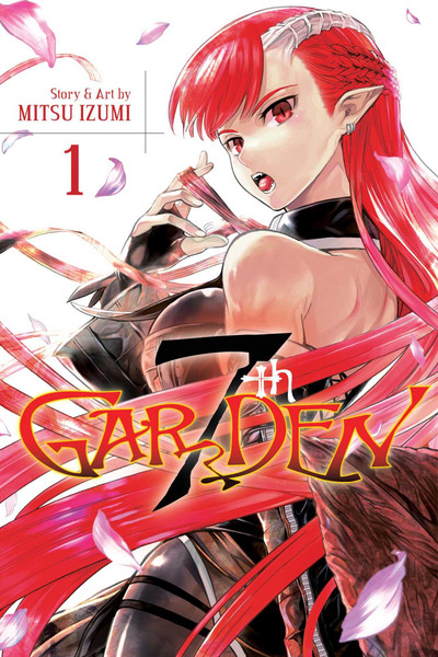 7th Garden | Cover Vol. 1