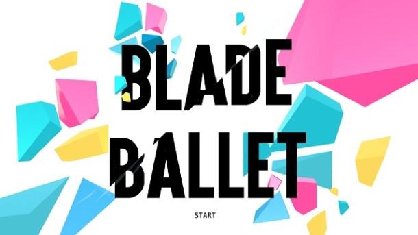 Blade Ballet | Title