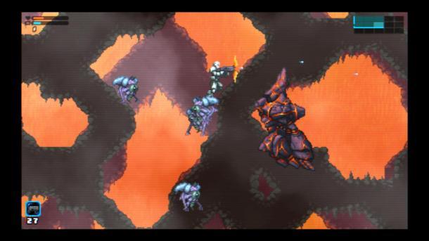 Exile's End | Lava