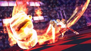 Fate/EXTELLA: The Umbral Star   Nero Form Change 1