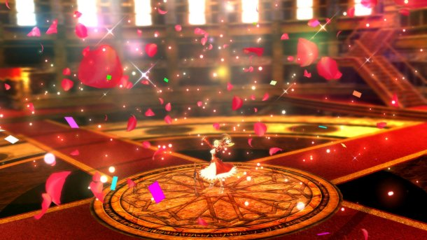 Fate/EXTELLA: The Umbral Star | Nero Screenshot 1 | fate extella
