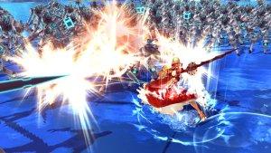 Fate/EXTELLA: The Umbral Star | Nero Screenshot 3