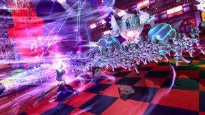 Fate/EXTELLA: The Umbral Star   Tamamo Screenshot 3