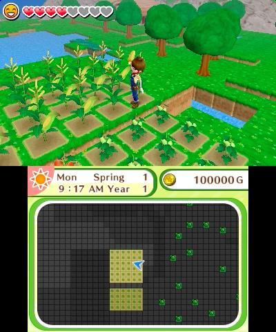 Harvest Moon | Crops